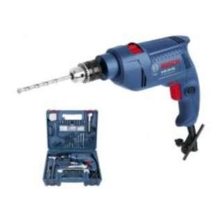 Bosch GSB500 RE Impact Drill (10mm chuck with 100 accessories)