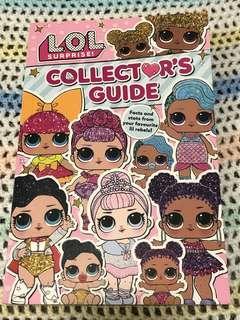 🌈 lol surprise collectors guide