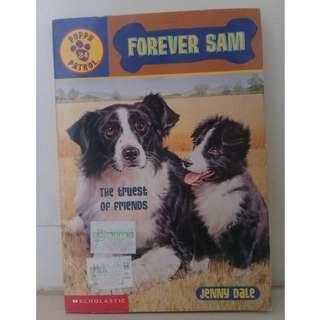 Puppy Patrol: Forever Sam