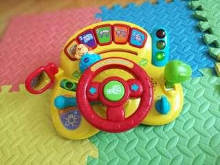 Vtech Turn & Learn Driver 揸車玩具