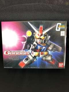 BNIB SD RX-78-2 Gundam