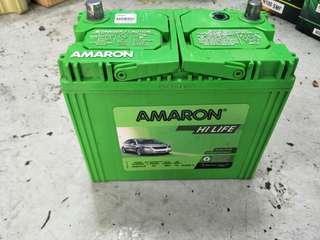 Amaron Car Battery 55B24LS