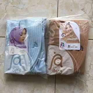Jilbab Afra Bonus syal