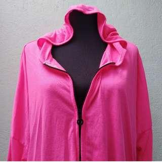 Hot Pink Hard Candy Sport Hoodie