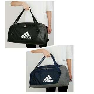 Promo price 🎉 >> 3way rucksack Boston bag Adidas sports bag duffel bag adidas 50L