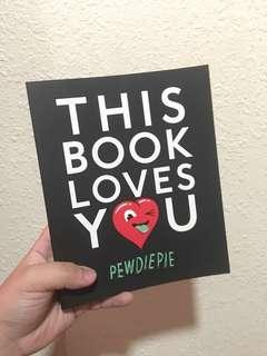 This Book Loves You PEWDIEPIE