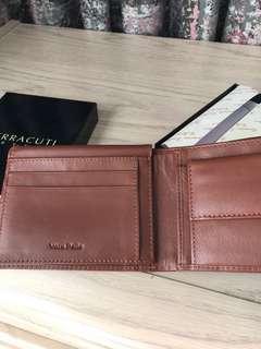 Ferracuti Firenze leather wallet