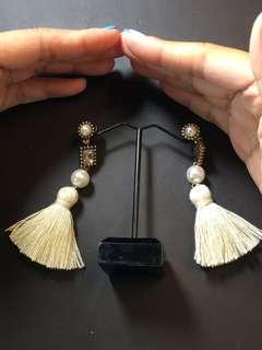 🚚 #非買不可的個性流蘇耳環