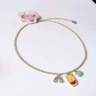 Disney Diva Winnie the Pooh Necklace #H&M50