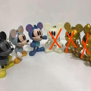 Mickey Mouse Key Chains