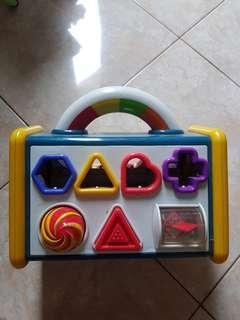 TOYS mainan untuk dibawah 9-18bln