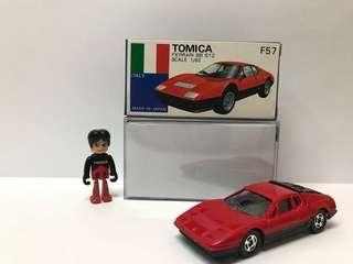 Tomica Ferrari BB512 (MIJ)