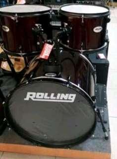 Drum Rolling Set