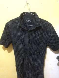 Platini black size M