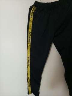 Side Strip Pants #oktsale