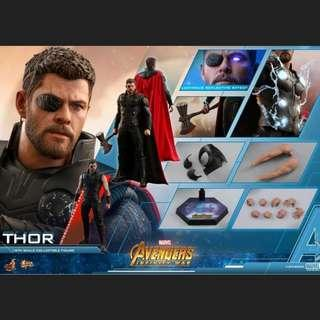 Want to Take Over PO slot-Hot Roys Infinity War Thor