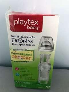 PLAYTEX 即棄式專用奶袋 300ml(BPA FREE)