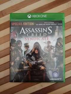 Xbox One Assassin Creed Syndicate