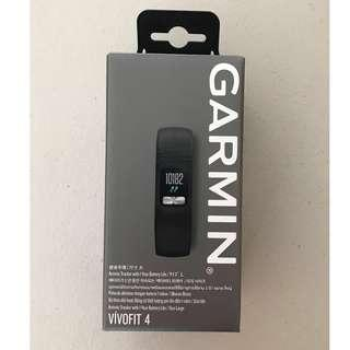 Garmin Vivofit 4 fitness tracker – 1 year battery life!
