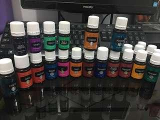 Young Living Oil Updates Sale