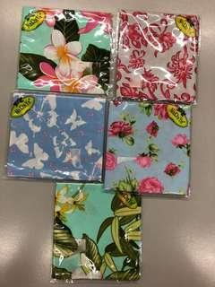 Authentic Naraya handkerchiefs