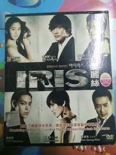 Original Korean Drama DVD : IRIS
