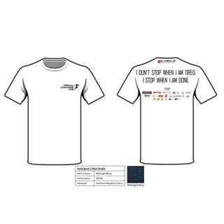 Compressport Vertical Challenge 2018 Tshirt