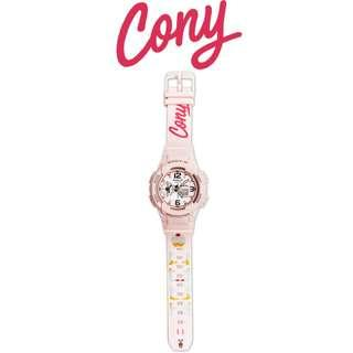 Casio Baby-G x LINE FRIENDS CONY / IN STOCKS!!!