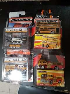 Matchbox with Real Riders for Sale