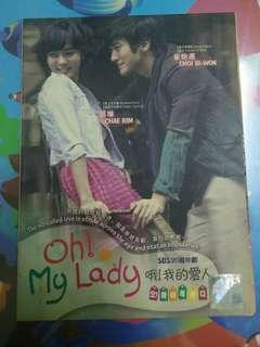 K-drama Orginal DVD : Oh My Lady