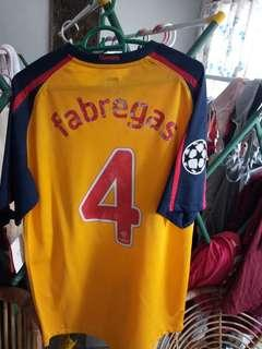 Arsenal Player Issue Fabregas
