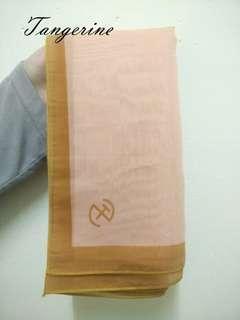 Bawal Amaryllis ( Cotton Polyester)