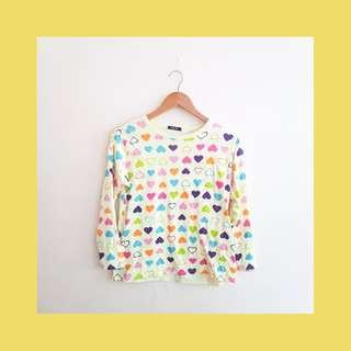 Cute yellow sweater