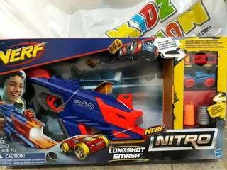 Nerf Nitro Mobil