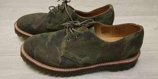 Original Dr Martens Green Camouflage