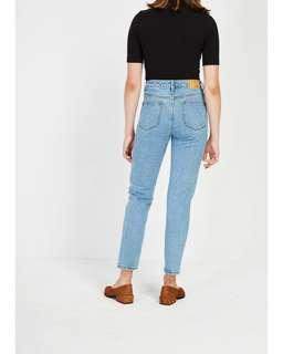 Frank and Oak Stevie Jean Size 25 NWT