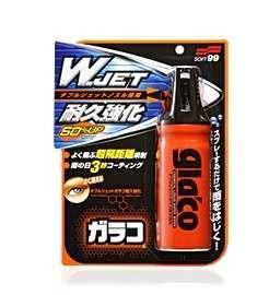 Soft 99 「雨敵」雙噴頭噴槍型玻璃驅水劑