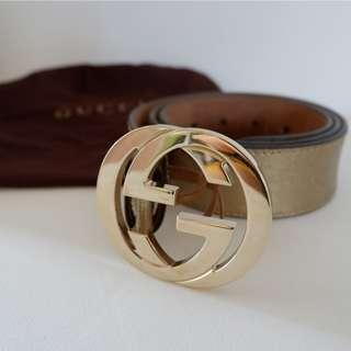 Gucci Belt (pre loved) 100% authentic