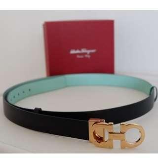 Salvatore Ferragamo Belt Reversable 100% authentic (PRE LOVED)
