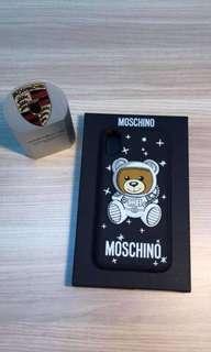 Moschino Iphone X Case