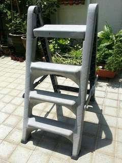 [ONE PC ONLY] 4-Steps Ladder For Sale