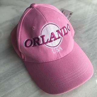 ORLANDO cap pink
