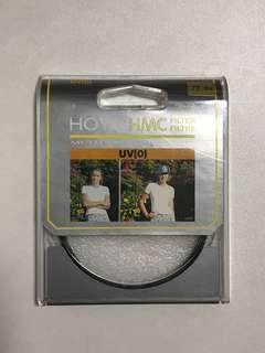 HOYA 72.0mm HMC UV(O) filter