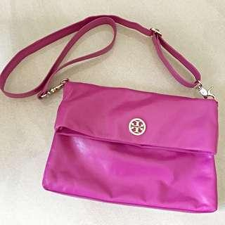 Preloved Tory Burch Leather Bag