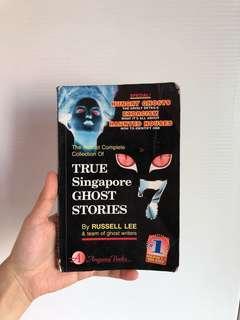 True Singapore Ghost Stories - Russell Lee Buku Import