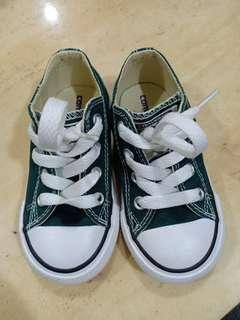 Converse All Star - size 6(13-14cm)