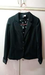 H&M 女 西裝 外套 全新 辦公室 行政