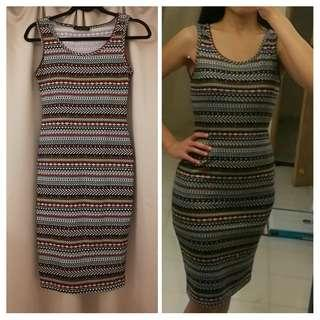#OCT10 missguided bodycon dress Free Postage