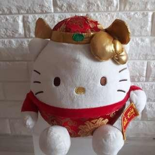 Hello Kitty CNY plush