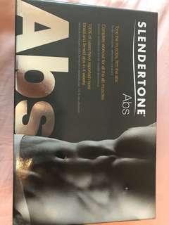 Slendertone 塑腰帶連控制器加強版